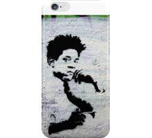 Basquiat case iPhone Case/Skin
