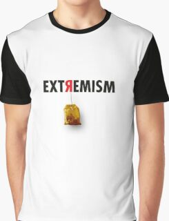 EXTREMISM  Graphic T-Shirt