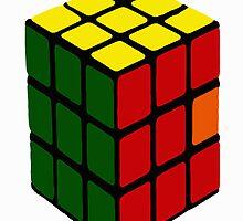 Rubik's Fail by sheldonbrown88
