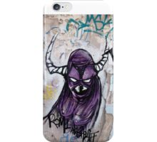 Monster case iPhone Case/Skin