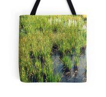 Green Natural Beauty Tote Bag