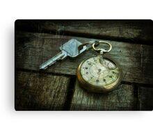 The key of Zelda Canvas Print