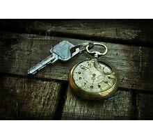 The key of Zelda Photographic Print