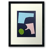 Fistycuffs Framed Print