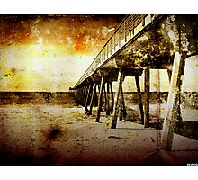 Pacific Pier Photographic Print