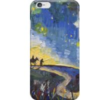 The Road to Bethlehem iPhone Case/Skin