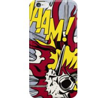 WHAAM! iPhone Case/Skin