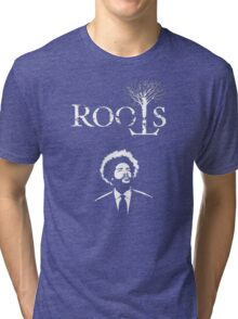 The Roots - Questlove Tri-blend T-Shirt