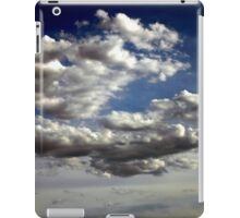 Cloud Formations iPad Case/Skin