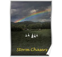 Storm Chasers Poster Poster