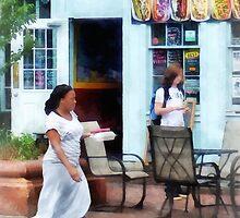 Hot Dog Shop Fells Point by Susan Savad