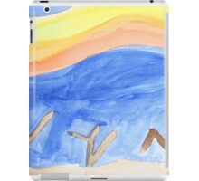 Children's art iPad Case/Skin