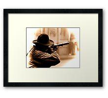 Deadeye Dillon Framed Print