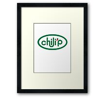 Breaking Bad - Chili P Framed Print
