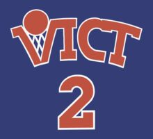 "VICT Cleveland ""Rookie of the Year"" Retro  by Victorious"