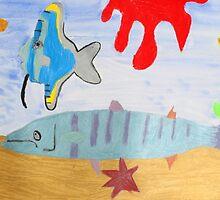 Children's art by Henri Koskinen