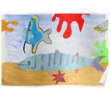Children's art Poster