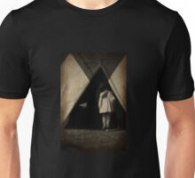 Enter... if you dare Unisex T-Shirt