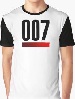 Grey's Anatomy - 007 Graphic T-Shirt