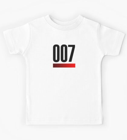 Grey's Anatomy - 007 Kids Tee