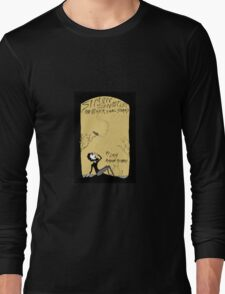 Cover Illustration from Simon Snootle and OTHER small stories Long Sleeve T-Shirt