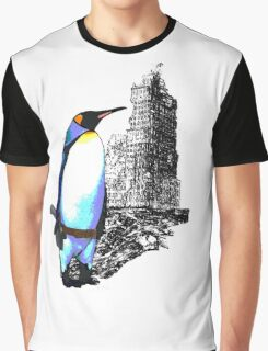 penguins win in the end Graphic T-Shirt