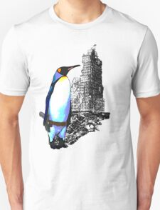 penguins win in the end Unisex T-Shirt