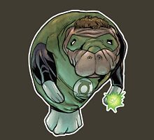 Green Lantern Manatee T-Shirt