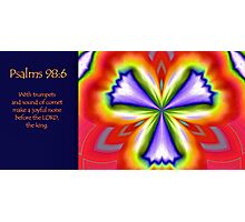 Make a Joyful Noise Before the Lord! Photographic Print