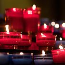 By candlelight by James Godber