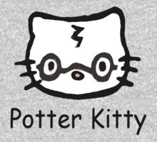 Potter Kitty Baby Tee