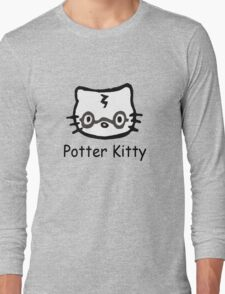 Potter Kitty Long Sleeve T-Shirt