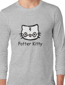Potter Kitty Long Sleeve T-Shirt
