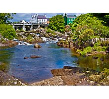 Sneem in Kerry Photographic Print