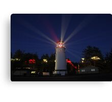 Umpqua Lighthouse Canvas Print