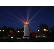 Umpqua Lighthouse Photographic Print