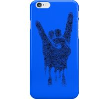 ROCK NOTES iPhone Case/Skin