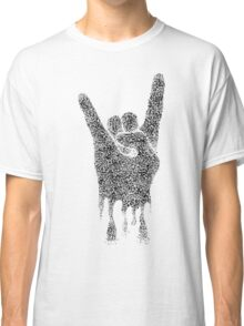 ROCK NOTES Classic T-Shirt