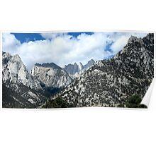 Sierras Poster