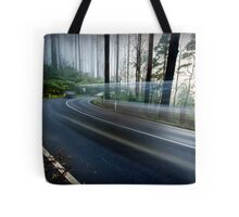 Moving through Time - Black Spur, Victoria, Australia Tote Bag