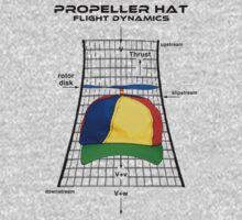 Propeller Hat Flight Dynamics Kids Clothes