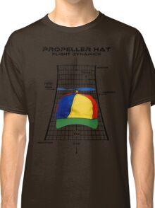 Propeller Hat Flight Dynamics Classic T-Shirt