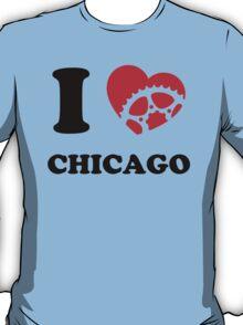 I Ride Chicago T-Shirt