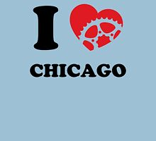 I Ride Chicago Unisex T-Shirt