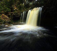 Knyvet Falls by tinnieopener