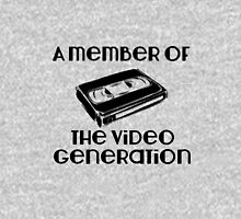 A Member of the Video Generation Unisex T-Shirt