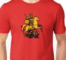 russia  George knight Unisex T-Shirt