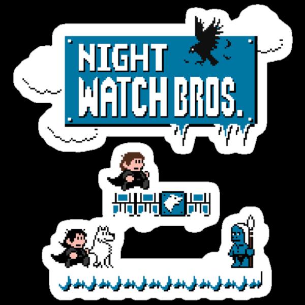 Night Watch Bros. by Baznet