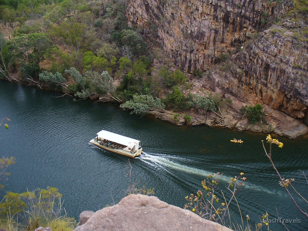 Barrawei Lookout, Katherine Gorge by DashTravels