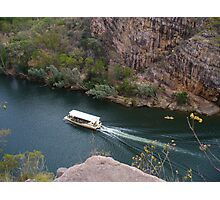 Barrawei Lookout, Katherine Gorge Photographic Print